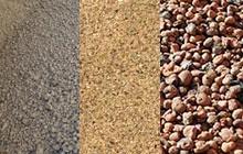 Песок, Отсев, Керамзит