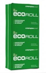 Минеральная вата Экоролл+ (плита) (1230*610*100мм, 8шт, 6м2)