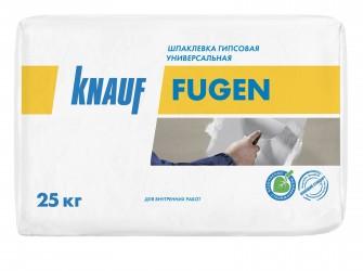 Шпатлёвка гипсовая Кнауф Фуген, 25 кг