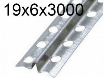 Профиль маячковый 19x6x3000 Кнауф