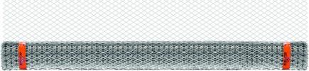 Сетка штукатурная STRECK (Штрек) 20-ZN оцинкованная